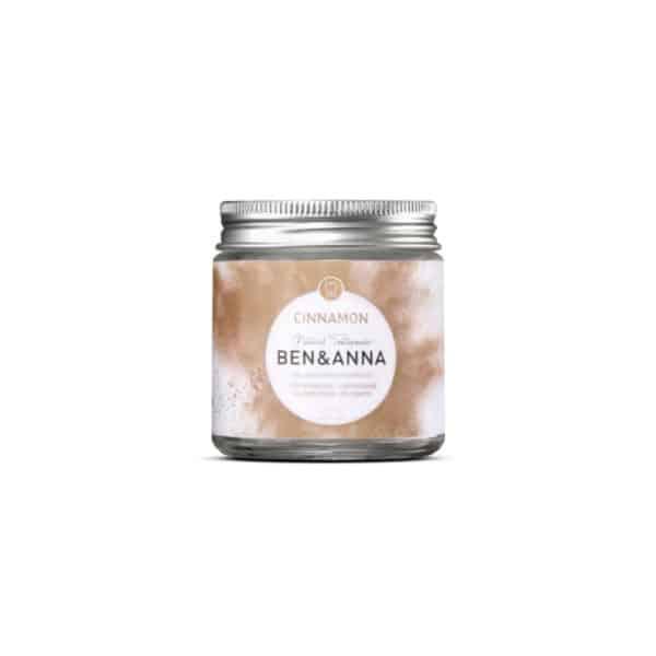 Natürliches Zahnpulver Cinnamon