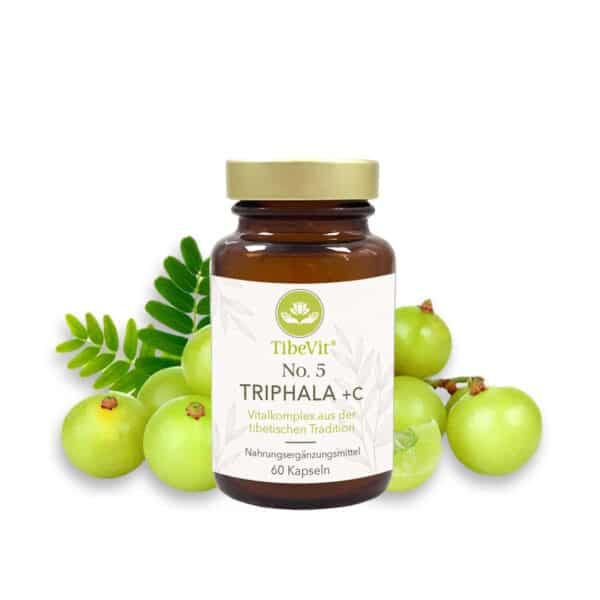 Triphala +C Tibevit