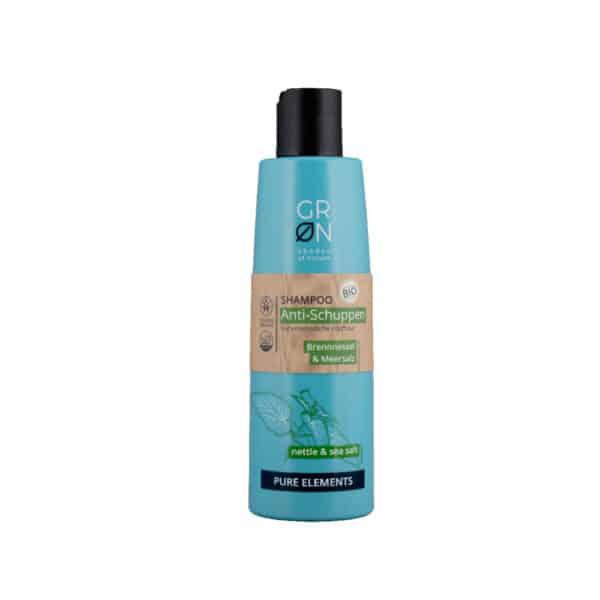 Grn Shampoo Anti-Schuppen Brennnessel &Amp; Meersalz