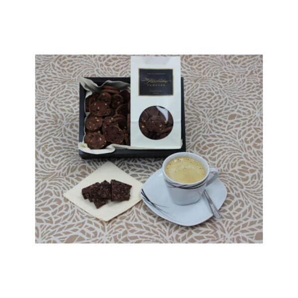 Mini Cookies Dunkel