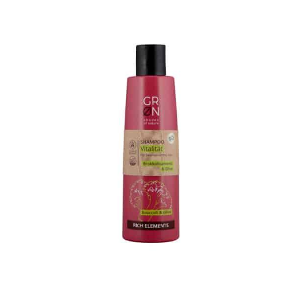 Shampoo Vitalität Brokkolisamenöl &Amp; Olive