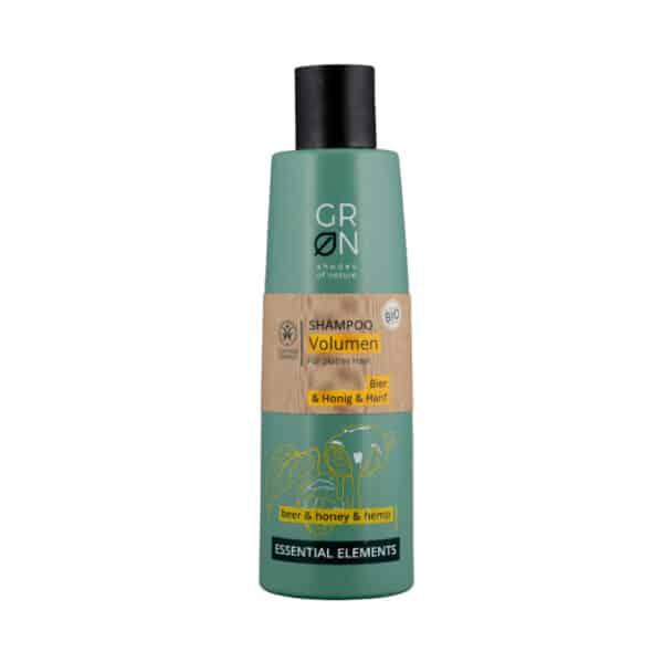 Shampoo Volumen Bier &Amp; Honig &Amp; Hanf