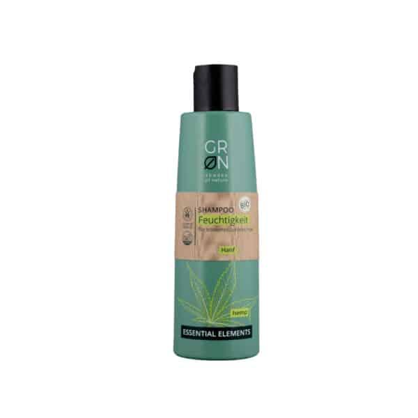 Shampoo Feuchtigkeit Hanf Grn