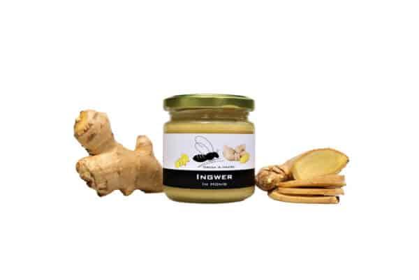 Honig Ingwer