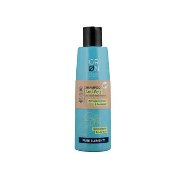 Shampoo Anti-Fett Zitronenmelisse &Amp; Meersalz
