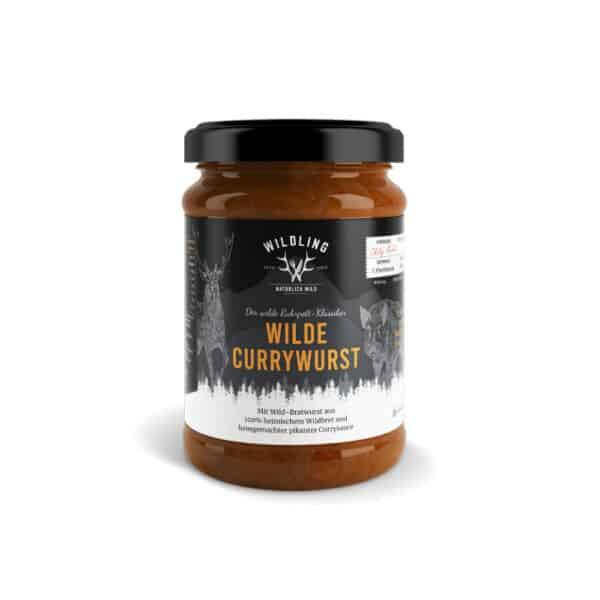 Wilde Currywurst