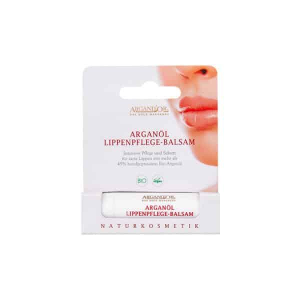 Arganöl Lippenpflege