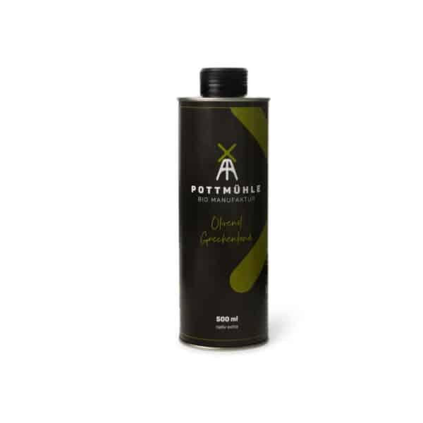 Bio Olivenöl Griechenland - 500 Ml - Nativ Extra