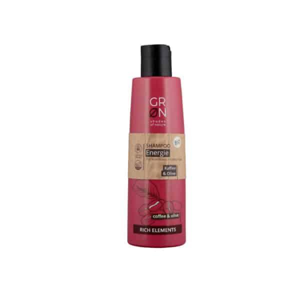 Shampoo Energie Kaffee &Amp; Olive