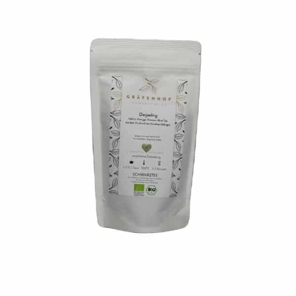 Bio Schwarzer Tee - Darjeeling