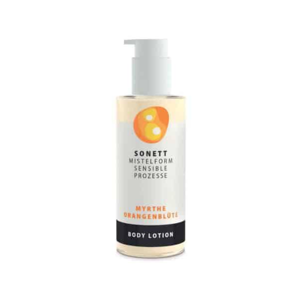 Sonett Körper- Und Massageöl Myrthe-Orangenblüte